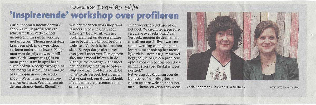 ArtikelHaarlemsDagblad